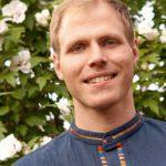 Pfarrer Christopher Piotrowski stellt sich vor