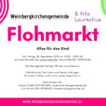 Flohmarkt – Alles für das Kind